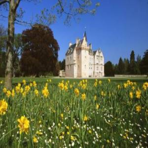 Brodie Castle Mystery