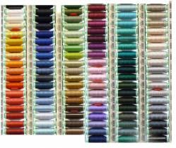 Amanda - Komplettsortiment 108 Farben