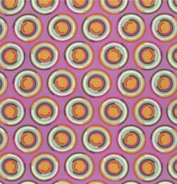 MINIBALLEN Tula Pink - Chipper Hypnotizer Sorbe .