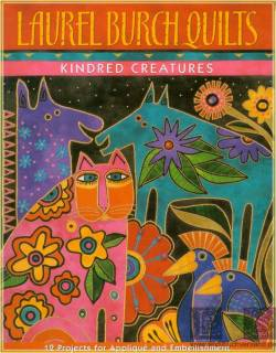 BUCH - Laurel Burch - Kindred Creatures