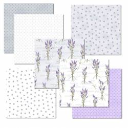 Lavender Story - Medley 7 Fat Quarter
