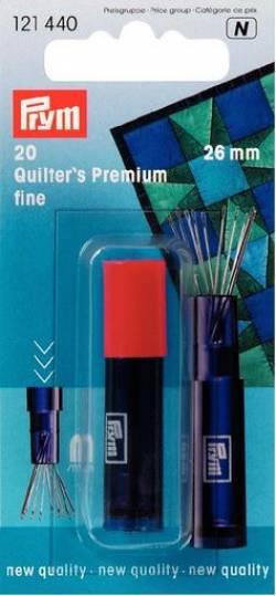 Prym Quilter´s Premium EXTRAFINE 20 Stück