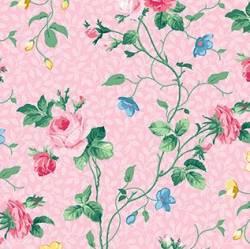 Julias Garden - rosa