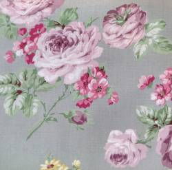 .Bouquet - grosse Rosen Quilt Gate Japan