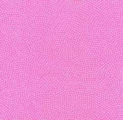 MINIBALLEN - 0,7 m - Dots allover - Timeless Treasures pink