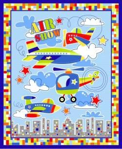 Airshow- Paneel - Henry Glass - 90 x 112 cm