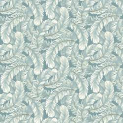 Dogwood Lane - Federn blau by Blank Quilting