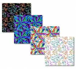 .Fat Quarter Paket Modern Movement
