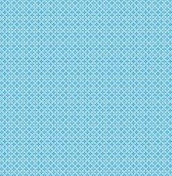 Petite Ross blau - Minimuster bei Indigofabrics