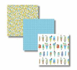 EIS Fruchtbunt Fat Quarter Paket XL