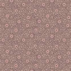 Quilters Basic Altrosa Kreise marmoriert