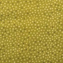 Schlanker Ballen - 1 Meter Boby - kleine Blumen allover150 cm Breite