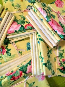 .Julias Garden Stoffpaket - 5 x 0,5 Meter