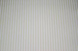 BALLEN WEISS auf CREME  mit 5 Meter-  filigrane Streifen Santee NY