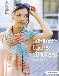 Sommertücher stricken - Karen Lee Luick für kreativ kompakt