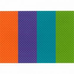 Little Noah - Tile Panel Stripe - 4 Farben auf einem Laufmeter