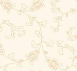 3 Meter Apple Cider P&B Textiles - Ranken mit tulpenähnlichen Blüten