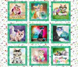 .Good Kitty - Paneel - Three Wishes