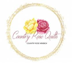 .Country Rose Minibox