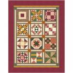 Country Flair Quilt - EBook
