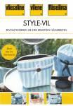 Style-Vil Schaumstoff Einlage  Stabilisierendes Taschenvlies - Meterware