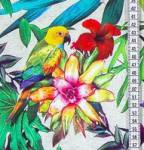 Tropical Dream --- Mila *Oko Tex Standard 100* - 140 cm Breite