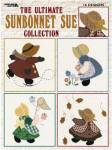 The Ultimate Sunbonnet Sue Collection - 24 Motive
