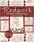 Redwork Winter Twitterings - Buch