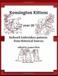 Kensington Kitties - Redwork Buch