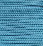 Baumwollkordel Mittelblau Hell 8mm