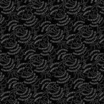 Orianna Waves - Wellen hell auf schwarz