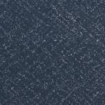 Cosmos Dunkelblau Tupf by  Indigofabrics 150 cm Breite
