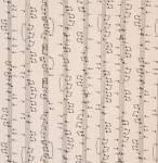 Noten EMILIA WEBSTOFF 140 cm Breite 190g/m2