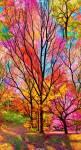 Electric Nature PANEEL Baum 60 x 110 cm