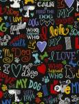 I love my dog - by Timeless Treasures