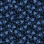 Once in a Blue Mood - Buds Knospen dunkel
