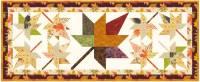 Blätterrauschen - E-Book für drei Quilts