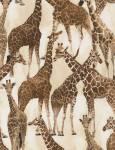 WILD Giraffen - Timeless Treasures