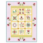 Rosenquilt - BOM 2019 Country Rose Quilts E-Book