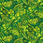 Butterfly Paradise - Pflanzen grün - Elizabeth´s Studio
