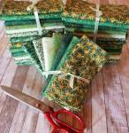 Fat Quarter Paket - Greenlover  - Hoffman Fabrics