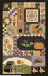 Patches of Autumn - Paneel 68 x 110 cm