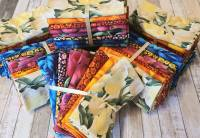 Fat Quarter Paket FLOWER POWER