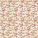 .Home for the Holidays - Tossed Holly Berries hell - Studio E Fabrics