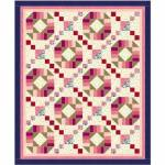 Blocksammlung der Newsletterblöcke - 1-12 Country Rose Quilts