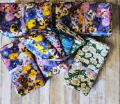 Fat Quarter Paket FLOWER MEDLEY Timeless Treasures