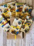 Fat Quarter Paket MANPOWER