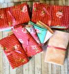 .Fat Quarter Paket - LET ME LOVE YOU