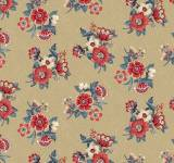 .Marcus Fabrics - Blue Meadow - Bouquets
