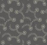 Marcus Fabrics - Full Circle - Speckled Flowers - GRAU